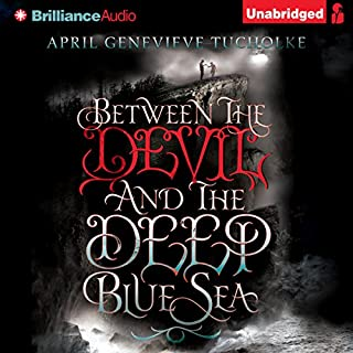 Between the Devil and the Deep Blue Sea audiobook cover art