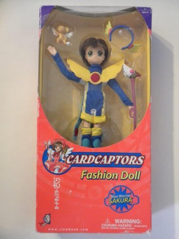 salida para la venta Cochedcaptors Cochedcaptors Cochedcaptors Fashion Doll azul Warrior Sakura by Trendmasters  ofrecemos varias marcas famosas
