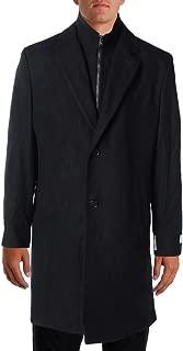 Mens Wool Signature Coat
