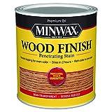 Minwax Wood Finish 700434444, Quart, Sedona Red