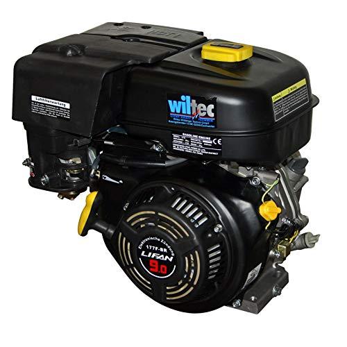LIFAN 177 Benzinmotor 6,6 kW 9 PS 270 ccm mit Ölbadkupplung und Reduktionsgetriebe 2:1