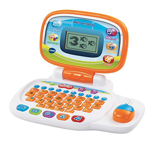 Vtech 80-155404 Mein Lernlaptop, orange