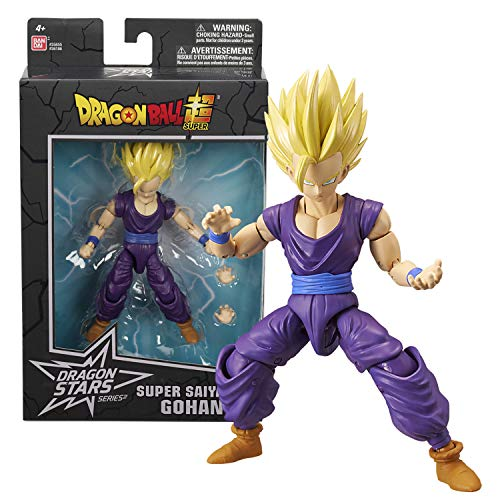 Dragon Ball Super - GOHAN S.S. 2 Figura de acción Deluxe (Bandai 36186)