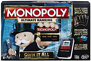 Monopoly Game - Ultimate Banking Edition