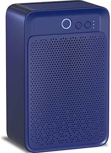 Dehumidifier 42OZ(1000ml) Compact Portable Electric Dehumidifier 3 Mode Ultra Quiet Auto-off for Damp,Mould,Moisture,Home,Kitchen,Wardrobe, Office, Garage, Bathroom, Basement-SUPALAK