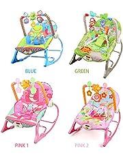 كرسي هزاز للأطفال متعدد الوظائف من RuleaxAsi كرسي كهربائي للأطفال مع موسيقى واهتزاز