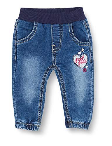 Salt & Pepper Baby-Mädchen 05220206 Jeans, original, 68