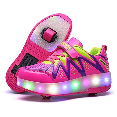 Zapatillas Con Ruedas Niñas  marca LHZHG