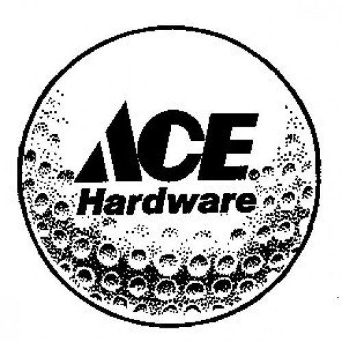 Ace Logo Golf Balls Pinnacle Gold by Caddyshack Golf