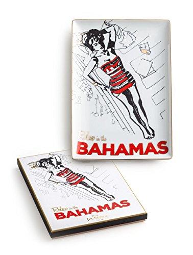 YUWANW Der Jazz Alter Schmuck Fach/Fach Champagner, Jet Setter Fach Bahamas Mit Einfachen Black Box
