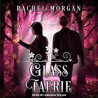 Glass Faerie     Creepy Hollow, Book 7              Written by:                                                                                                                                 Rachel Morgan                               Narrated by:                                                                                                                                 Amanda Dolan                      Length: 7 hrs and 11 mins     Not rated yet     Overall 0.0