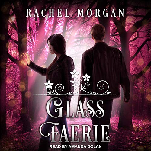 Glass Faerie audiobook cover art