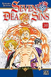 Seven Deadly Sins Edition simple Tome 39