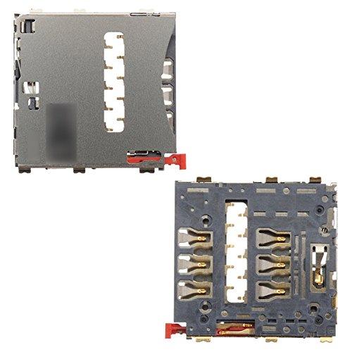 BisLinks® Für Sony Xperia Z1 Compact Mini Z2 SIM Karte Leser Halter Slot D5503 D6502 D6503