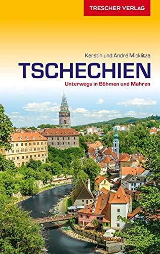 Reiseführer Tschechien: Unterwegs in Böhmen und Mähren - 51XEu0jTmpL