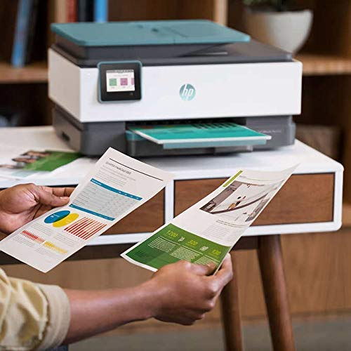 HP Officejet Pro 8028 All-in-One Printer, Scan, Copy, Fax, Wi-Fi and Cloud-Based Wireless Printing (3UC64A) (Renewed) Photo #4