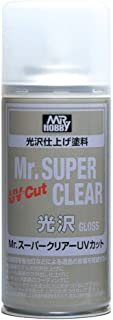 Mr. Super Clear UV Cut Gloss 170ml (Spray)