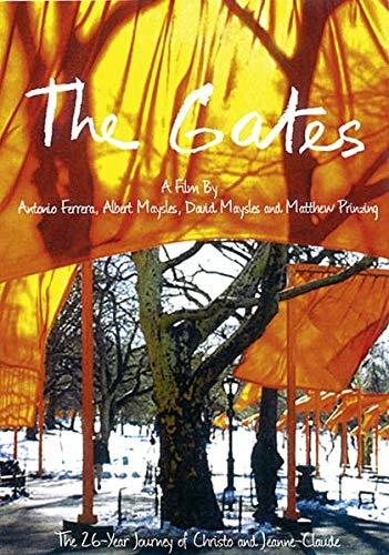 Christo & Jeanne Claude's: The Gates, 1 DVD