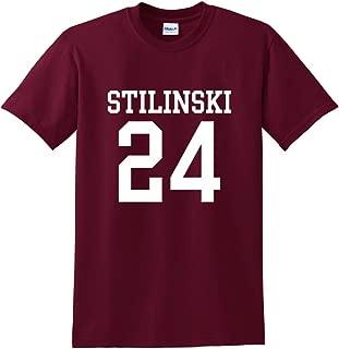 Mars NY Women's Unisex Teen Wolf Stilinski 24 Tshirt