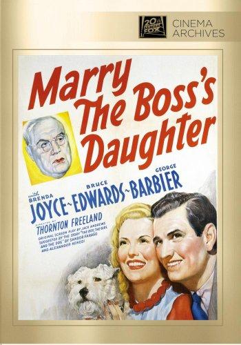 Marry The Boss'S Daughter [Edizione: Stati Uniti] [USA] [DVD]