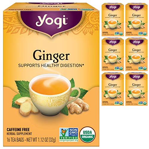 10 best capital teas lemongrass ginger for 2021