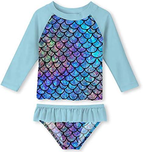 Child mermaid bathing suit _image4