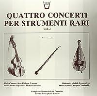 Quattro Concerti Per Strumen [Analog]