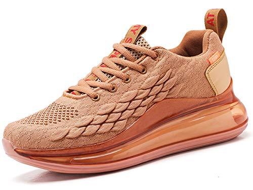 QJRRX Air Zapatillas de Deportes Hombre Zapatos Deportivos Running Zapatillas para Correr 39-46