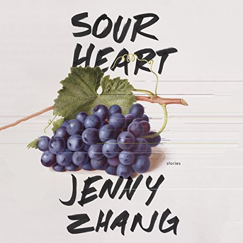 Sour Heart audiobook cover art