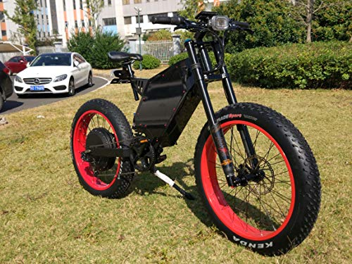 15,000W Fat Mother Power Mountain Ebike 120km/h