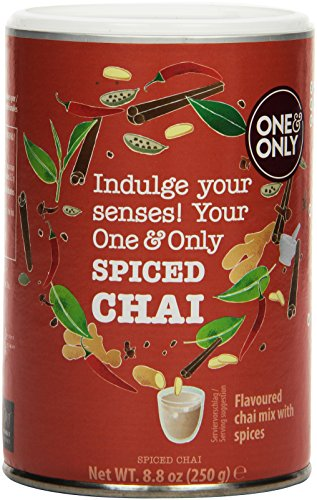 One&Only Spiced Chai Powder 250g Dose, 1er Pack (1 x 250 g)