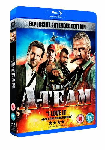 The A-Team (Explosive Extended Edition) [Blu-ray] [2010]