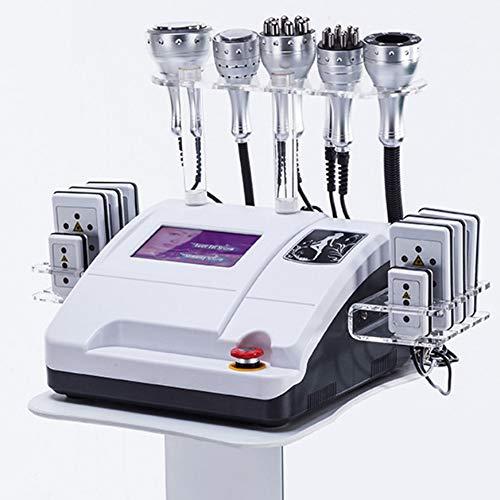 Multi-Pole-RF-Geschwindigkeitsfettmesser Negativdruck-RF-Instrument 40K starkes Schallwellen-Schlankheitsinstrument Beauty Equipment Lipo Cavitation Maschine