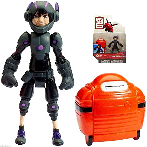 Disney Big Hero 6 Stealth Hiro Hamada Action Figure 4\ NIP 2015