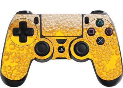 Bier Groter Playstation 4 (PS4) Controller Sticker / Huid / Wrap / PS11