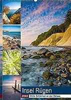 Insel Ruegen - Wilde Schoenheit an der Ostsee (Wandkalender 2022 DIN A2 hoch): Die schoensten Ansichten der Insel im schoensten Licht (Planer, 14 Seiten )