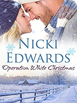 Operation White Christmas: A Christmas novella (Escape to the Country) by [Nicki Edwards]
