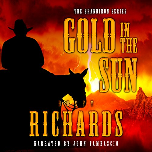 Gold in the Sun audiobook cover art