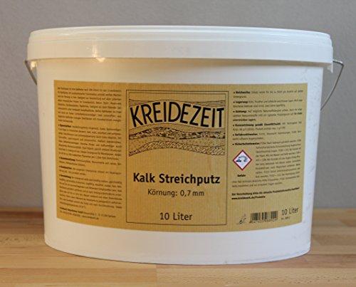 Kreidezeit Kalk-Streichputz Körnung 0,7 mm 10 Liter