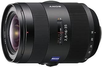Sony 16-35mm f/2.8 ZA Lens