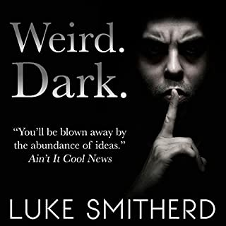 WEIRD. DARK. audiobook cover art