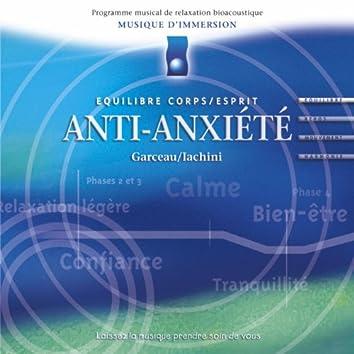 Musique d'immersion : Anti-anxiété (Equilibre corps/esprit)