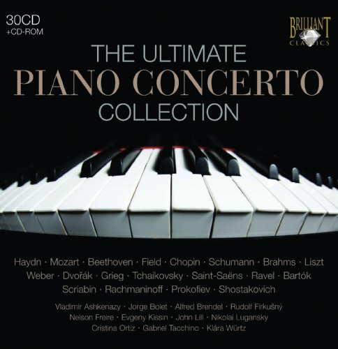 The Ultimate Piano Concerto Collection