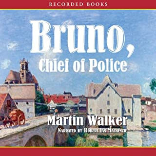 Bruno, Chief of Police audiobook cover art