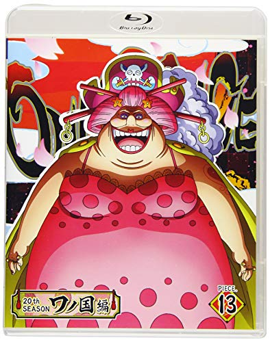 ONE PIECE ワンピース 20THシーズン ワノ国編 piece.13 BD [Blu-ray]