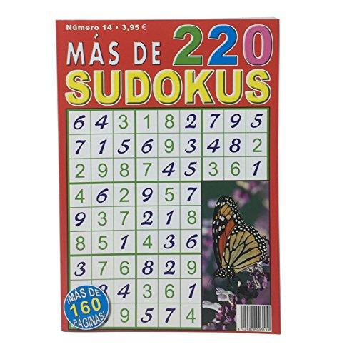 Teverga Libro de Super-albm sudokus N14