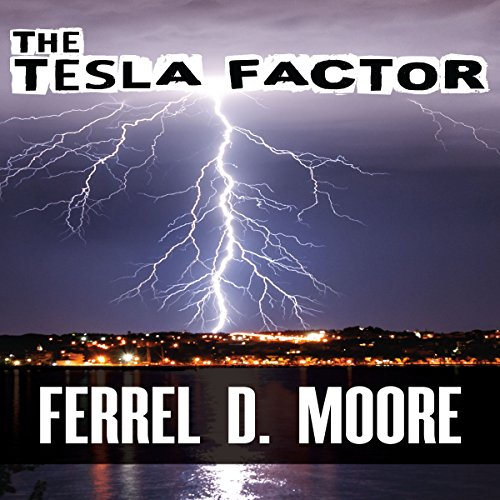 The Tesla Factor audiobook cover art