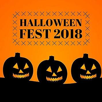 Halloween Fest 2018 - Musik Rædsel, Spænding og Frygt