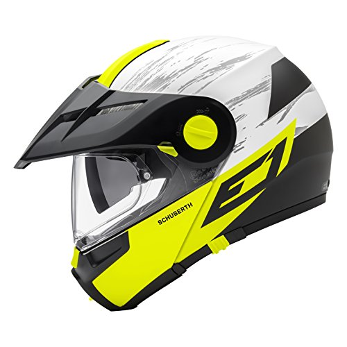 SCHUBERTH E1 CROSSFIRE AMARILLO S