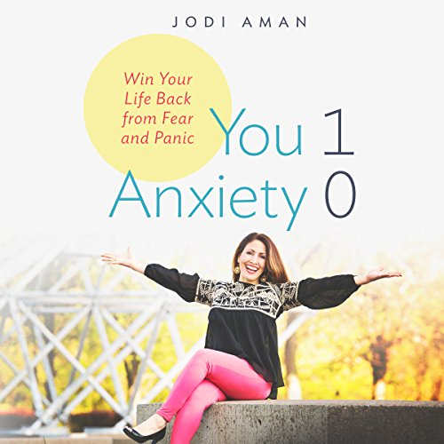 You 1, Anxiety 0 audiobook cover art